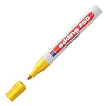 รูปภาพของ ปากกาเพ้นท์ EDDING 750 2-4 มม. สีเหลือง