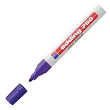 รูปภาพของ ปากกาเพ้นท์ EDDING 750 2-4 มม. สีม่วง