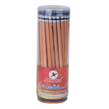 รูปภาพของ ดินสอไม้ ตราม้า H-9500 2B กล่อง 50 แท่ง
