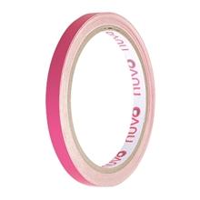 รูปภาพของ เทปพีวีซี ตีเส้น นูโว 9mm.x 9y สีชมพู