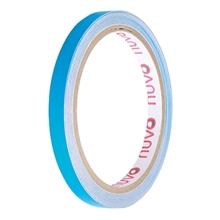 รูปภาพของ เทปพีวีซี ตีเส้น นูโว 9mm.x 9y สีฟ้า