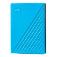 รูปภาพของ WD My Passport 4TB Blue (WDBPKJ0040BBL-WESN)