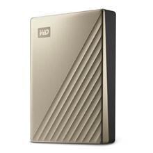 รูปภาพของ WD My Passport Ultra 4TB Gold (WDBFTM0040BGD-WESN)