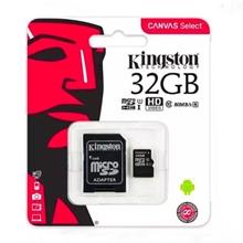 รูปภาพของ Kingston MicroSD Class10 UHS-I 32 GB (SDCS2)
