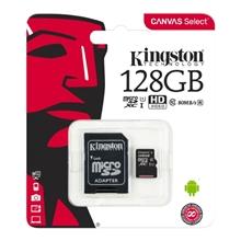 รูปภาพของ Kingston MicroSD Class10 UHS-I 128 GB (SDCS2)