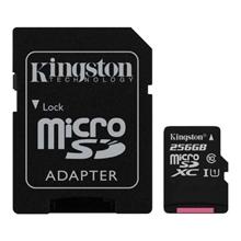 รูปภาพของ Kingston MicroSD Class10 UHS-I 256 GB (SDCS2)