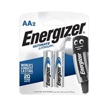 รูปภาพของ ถ่านอีสแควร์ลิเธียม ENERGIZER L91-BP2 AA(แพ็ค 2 ก้อน)