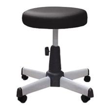 รูปภาพของ เก้าอี้บาร์กลมเตี้ย ล้อเลื่อน APEX รุ่น APC-405