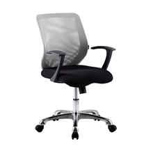 รูปภาพของ เก้าอี้สำนักงาน Workscape ZR-1004/1 เทา/ดำ
