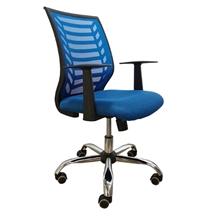 รูปภาพของ เก้าอี้สำนักงาน R-Simple ARTY ฟ้า