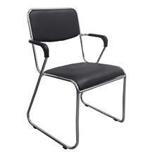 รูปภาพของ เก้าอี้อเนกประสงค์ R-Simple ALLOYS-ARM ดำ