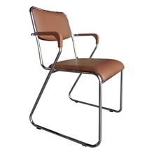 รูปภาพของ เก้าอี้อเนกประสงค์ R-Simple ALLOYS-ARM น้ำตาล