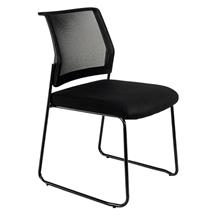 รูปภาพของ เก้าอี้อเนกประสงค์ Workscape ZR-1024B ดำ