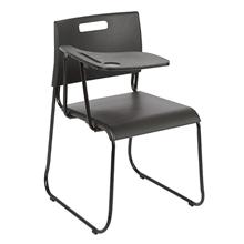 รูปภาพของ เก้าอี้อเนกประสงค์ Workscape ZR-1026P ดำ