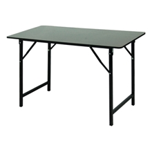 รูปภาพของ โต๊ะพับอเนกประสงค์ R-Simple MICRO 90-60 ดำ