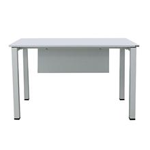 รูปภาพของ โต๊ะทำงาน METAL-PRO LINE B ขาว