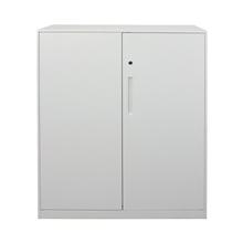 รูปภาพของ ตู้เอกสารเหล็กบานเปิด 3 ชั้น METAL-PRO FP-QG-HD-3D ขาว