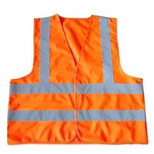 รูปภาพของ เสื้อจราจรผ้าแฟบริค YAMADA YMD 6666AF OR สีส้ม