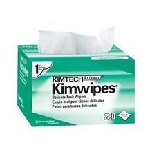 รูปภาพของ กระดาษเช็ดทำความสะอาดเลนส์ KIMTECH Kimwipes (แพ็ค 280 แผ่น)