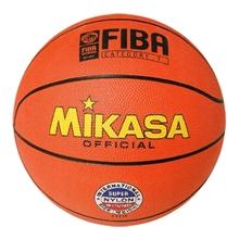 รูปภาพของ ลูกบาสเก็ตบอล MIKASA 1110 เบอร์ 7 สีส้ม