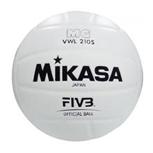 รูปภาพของ ลูกวอลเลย์บอล MIKASA VWL210S เบอร์5 ขาว
