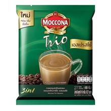 รูปภาพของ กาแฟ มอคโคน่า Trio 3in1 เอสเปรสโซ่ 18 กรัม (แพ็ค27ซอง)
