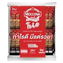 รูปภาพของ กาแฟ 3in1 ริชแอนด์สมูท (18กรัมx100ซอง) มอคโคน่า Trio