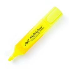 รูปภาพของ ปากกาเน้นข้อความ เอลเฟ่น Starlight หัวตัด เหลือง