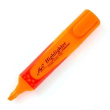 รูปภาพของ ปากกาเน้นข้อความ เอลเฟ่น Starlight หัวตัด ส้ม