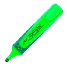 รูปภาพของ ปากกาเน้นข้อความ เอลเฟ่น Starlight หัวตัด เขียว