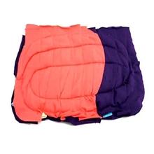 รูปภาพของ เศษผ้าเย็บวนแบบหนา คละสี 10X10 นิ้ว (Pack 25 Kg.)