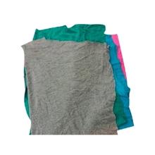 รูปภาพของ เศษผ้าคอตตอน ขนาด A2 (คละ1-2ฝ่ามือ) คละสี (Pack 25 Kg.)