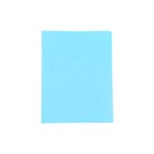รูปภาพของ แฟ้มพับกระดาษออร์ก้า F4 300g ฟ้า 1x20