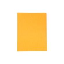 รูปภาพของ แฟ้มพับกระดาษออร์ก้า F4 300g ส้ม 1x20