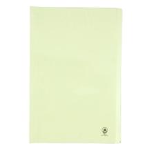 รูปภาพของ แฟ้มพับกระดาษออร์ก้า F4 300g เขียว 1x20