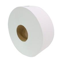 รูปภาพของ กระดาษชำระจัมโบ้โรล พีพลัส 1 ชั้น 600 ม กล่อง 12 ม้วน