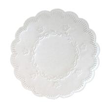 รูปภาพของ กระดาษรองแก้ว รุ่น Coronet สีขาว ห่อ 500 ชิ้น (แพ็ค4ห่อ)