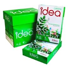 รูปภาพของ กระดาษถ่ายเอกสาร IDEA GREEN 80/500 A4 (กล่อง 5 รีม)