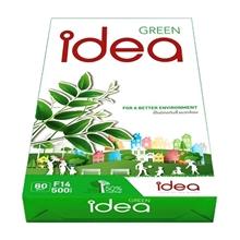 รูปภาพของ กระดาษถ่ายเอกสาร IDEA GREEN 80/500 F14