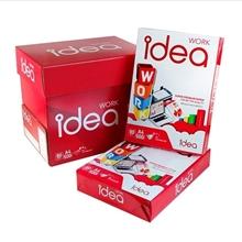 รูปภาพของ กระดาษถ่ายเอกสาร IDEA WORK 80/500 A4 (กล่อง 5 รีม)