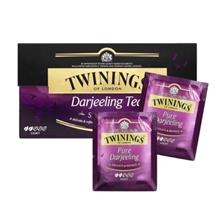 รูปภาพของ ชา Twinings Darjeeling 50กรัม (2กรัม 25ซอง)