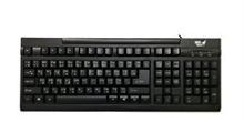 รูปภาพของ คีย์บอร์ด MD tech MD-666U USB ดำ