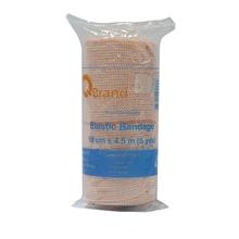 """รูปภาพของ ผ้ายืดสีน้ำตาล (Elastic Bandage) ขนาด 4"""""""