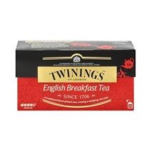 รูปภาพของ ชาอังกฤษ 2 กรัม (กล่อง25ซอง) ทไวนิงส์ English Breakfast