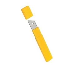 รูปภาพของ ใบมีดคัตเตอร์ โอฟ่า HB-5B 25 มม. (หลอด 5 ใบ)