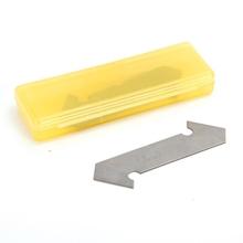 รูปภาพของ ใบมีดคัตเตอร์ OLFA No. PB-800 13 มม. หลอด 3 ใบ