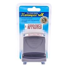 รูปภาพของ ตรายางหมึกในตัว Xstamper 1008 APPROVED