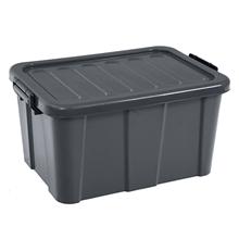 รูปภาพของ กล่องพลาสติกอเนกประสงค์แบบมีฝาปิดพร้อมหูล็อค รุ่น Q-90 45 ลิตร คละสี