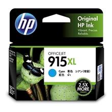 รูปภาพของ ตลับหมึกอิงค์เจ็ท HP 915XL (3YM19AA) Cyan