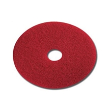 รูปภาพของ แผ่นขัดพื้น 3M 18 นิ้ว สีแดง (แพ็ค 5 ชิ้น)
